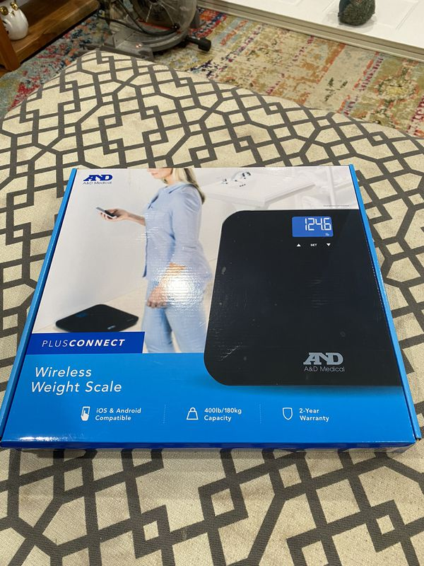 A&D Medical Wireless Weight Scale