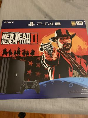 OpenBox PS4 pro 1T 4k 2 controller plus games and accessories for Sale in Chelsea, MA