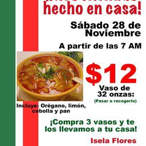 Rico Menudo Rojo for Sale in Glendale, AZ