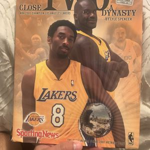 Lakers book for Sale in Lakewood, CA