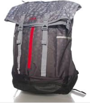 Gray and red Lebron Backpack for Sale in Atlanta, GA