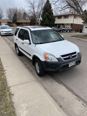 Honda CR-V $4500 or best offer for Sale in Denver, CO