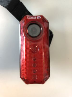 Bike Dash Camera and Safety Light - Cycliq Fly6 for Sale in Seattle, WA