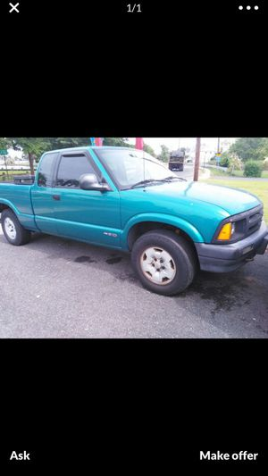 1994 Chevy Chevrolet s10 for Sale for sale  NJ, US