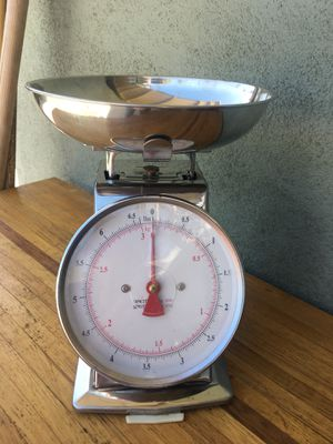 Chefmate Kitchen Scale for Sale in West Covina, CA