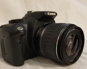 Canon EOS Rebel XT with EFS 18-55mm Lense for Sale in Austin, TX