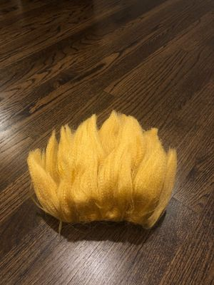 Dragon Ball Z Goku Halloween wig for Sale in Chicago, IL