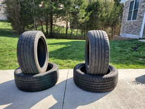 4 Tires for sale for Sale in Rolla, MO