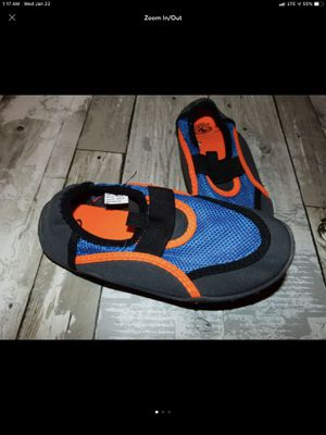 Size 13 boys water shoes for Sale in Ripley, WV