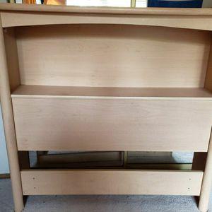 Bookshelf Headboard - Twin Size for Sale in Kirkland, WA