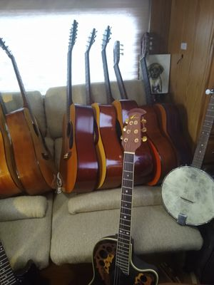 What kind of Guitar would you like? for Sale in Rancho Santa Margarita, CA