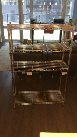 LUXURY KITCHEN SHELVES 4 LEVELS for Sale in Chicago, IL