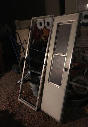 Rv/ trailer/ camper door + frame for Sale in Scottsdale, AZ