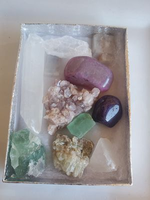 Healing crystals and minerals for Sale in Los Angeles, CA