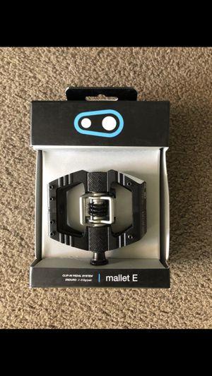 Crank Bros. Mallet Enduro Pedals for Sale in Nuevo, CA