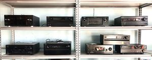 AV Receiver Systems for Sale! Name Brands like Pioneer, Onkyo, Sony and Yamaha for Sale in Irving, TX