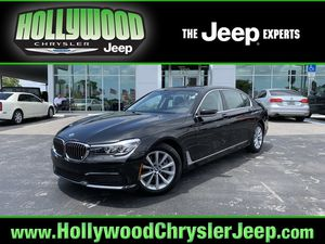 2019 BMW 7 Series for Sale in Hollywood, FL