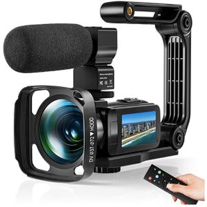 Video Camera Ultra 2.7K Camcorder HD 36MP Digital Vlogging Recorder with IR Night Vision and 16X Digital Zoom Equipped with Touchable Screen, External for Sale in Corona, CA