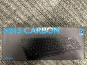 Logitech G513 - Like New for Sale in Downey, CA
