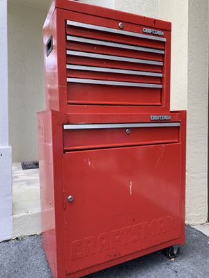 Craftsman Tool Box for Sale in Fort Lauderdale, FL