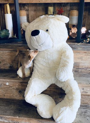 Giant plush Teddy Bear Christmas gift for Sale in Los Angeles, CA