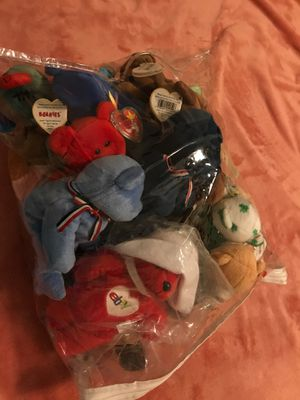 Beanie Baby Bundle! for Sale in Land O Lakes, FL