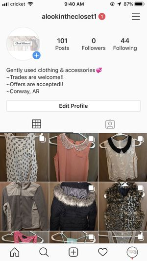 Clothes for Sale in Conway, AR