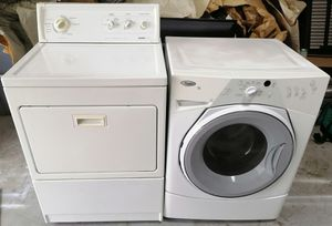 Whirlpool Duet Sport Electric Washer/Kenmore 90 Series Electric Dryer for Sale in O'Fallon, MO