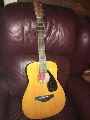 Yamaha 3/4 size guitar like new for Sale in Erie, PA