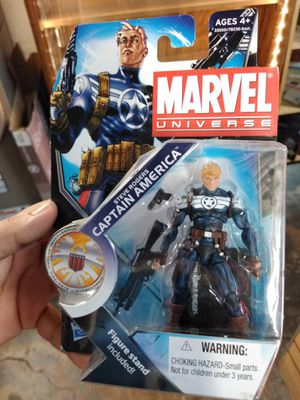 Marvel universe captain america for Sale in East Los Angeles, CA