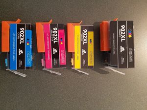 Ink cartridges compatible with HP 902XL for Sale in Fort Lauderdale, FL