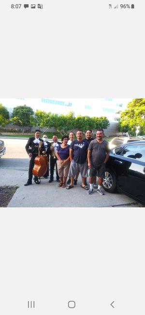 Mariachi trumpet guitar violin for Sale in Paramount, CA