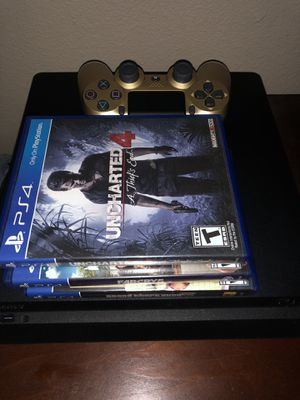 PS4 slime 1TB for Sale in Joint Base Lewis-McChord, WA