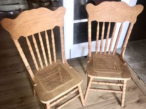 Wooden Chairs for Sale in St. Petersburg, FL