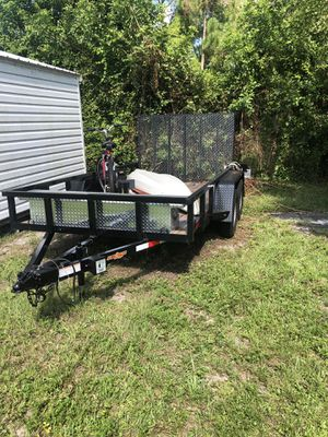 Brand new trailer for Sale in West Palm Beach, FL