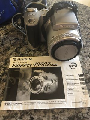 Fujifilm FinePix 4900Zoom digital camera for Sale in Palm Shores, FL