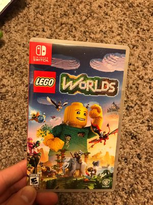 Nintendo switch Lego worlds for Sale in Portland, OR