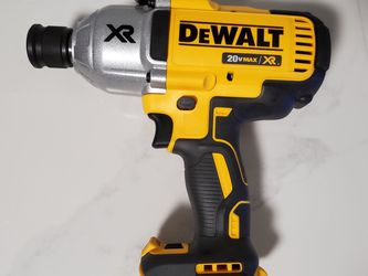 DEWALT 20V MAX XR Cordless Impact Wrench High Torque with Quick Release Chuck, Tool Only (DCF898B) for Sale in Orange,  CA
