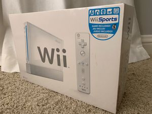 NINTENDO WII WITH GUITAR HERO AND MORE for Sale in Oceanside, CA