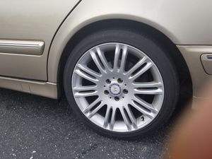E350 Benz Rims and Tires for Sale in View Park-Windsor Hills, CA
