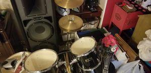 Drum set complete for Sale in Lexington, KY