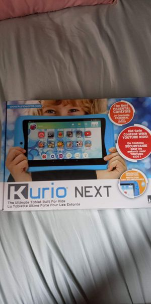 Brand new never opened kurio next kids tablet. $90 FIRM FIRM FIRM for Sale in New Britain, CT