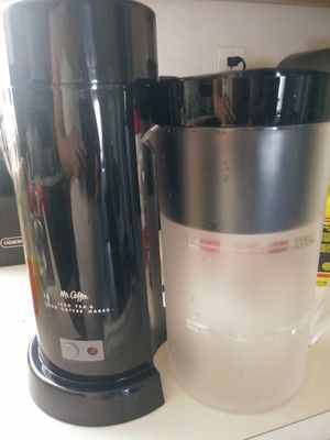 Iced coffee/tea maker- like new for Sale in Winter Haven, FL