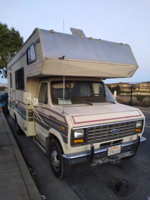 Ford RV motorhome 1987 for Sale in San Jose, CA