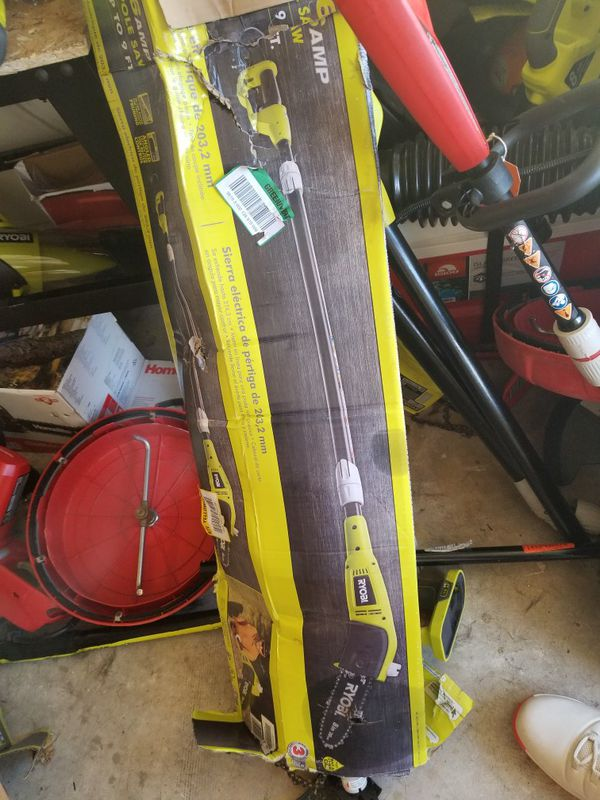 Gas electric and battery power yard tools