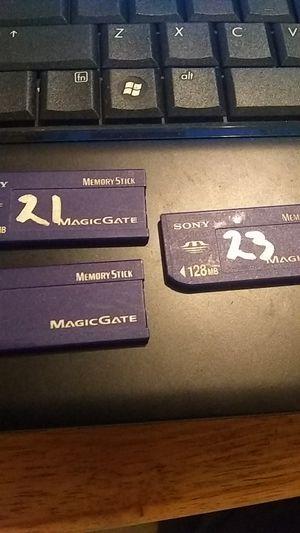 Sony Memory Sticks for Sale in La Puente, CA