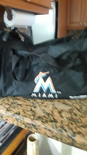 Miami Marlins Duffle bag for Sale in Miami, FL