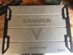 Crunch amp for Sale in Spring Valley, CA