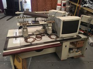 Embroidery machine for Sale in Jacksonville, FL