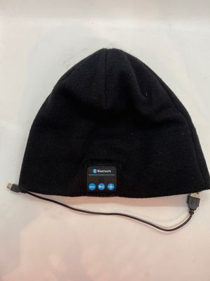 Wireless Bluetooth Hat with Speaker and Mic for Sale in Portland, OR